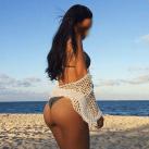 escort de lujo en la playa